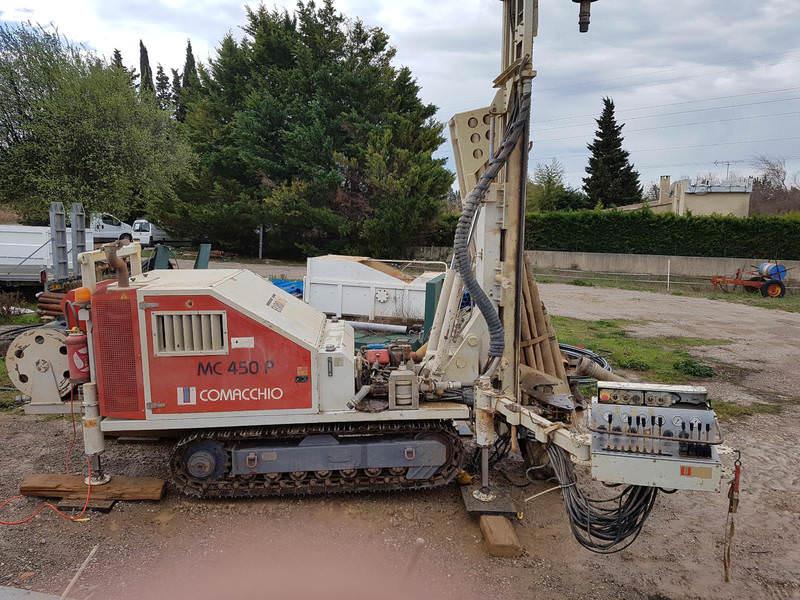 travaux de forage d'eau par un spécialiste à votre écoute à Sète
